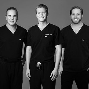 Prosper periodontist Dr. Walker and oral surgeon Dr. Stewart