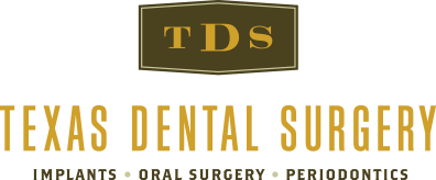 Texas Dental Surgery logo