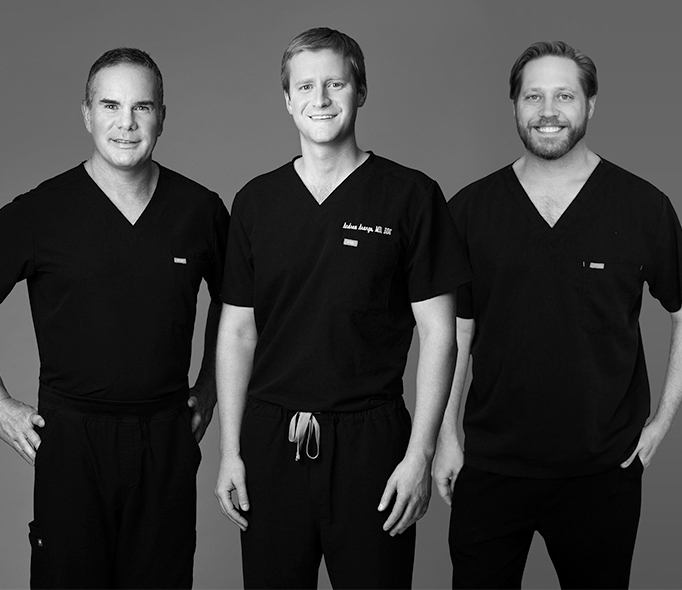 Prosper periodontist Dr. Walker and Propser oral surgeon Dr. Stewart